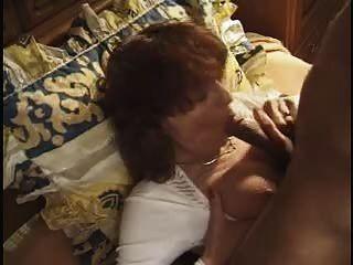 飢渴的法國媽媽