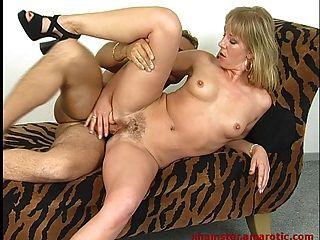 milf deepthroat&ride dick until cumshot to swallow 1 of 2