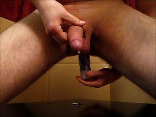 前列腺擠奶與大cumshot