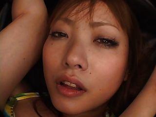 yuka,肛門手淫