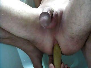 前列腺按摩擠奶噴和多個cums