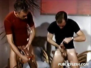復古同性戀陰莖泵