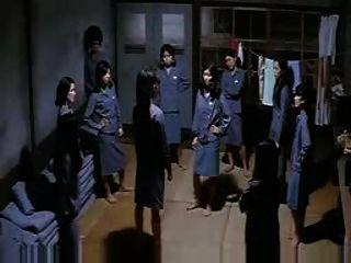 日本監獄乳房檢查