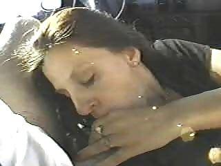 這個妻子他媽的兩個陌生人在車裡