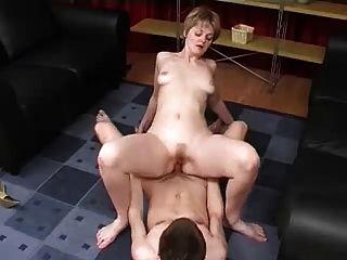 媽媽和男孩