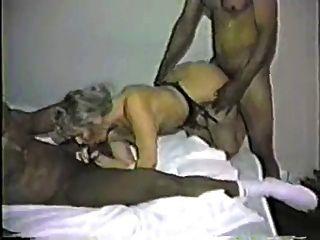 一個罰款配偶和她的三個黑人戀人