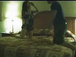 討厭的ch子在照相機欺騙在丈夫上捉住了