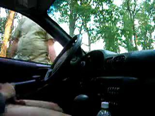 手淫在汽車