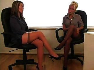 女同性戀在辦公室1 4個d10