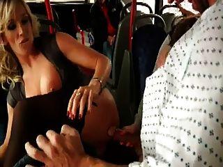 討厭他媽的在公共汽車上