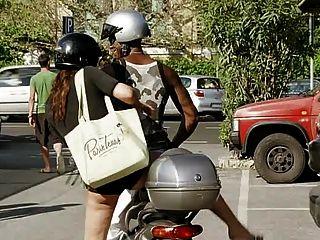 西班牙布魯內特白人女孩與黑色情人軟核異族