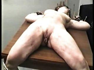業餘bdsm腿寬泛為嚴重的貓鞭子