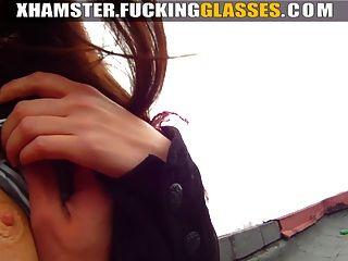他媽的眼鏡在屋頂上的性