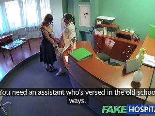 偽造的醫生強制健康檢查使大豐收