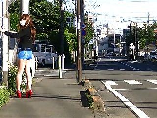 日本cd連褲襪公開露面upskirt 2