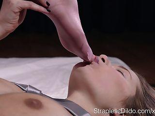 粉紅色腳戀物癖的夢想