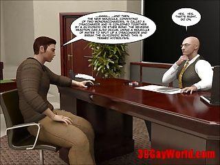 第一次同性戀他媽的在考試3d同性戀卡通動畫漫畫