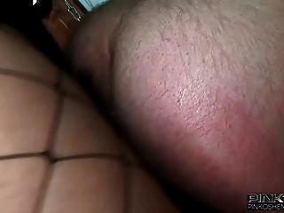 pinkoshemales人妖警察得到他媽的屁股