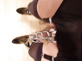 尼龍吊帶腰帶走與籠子和球擔架