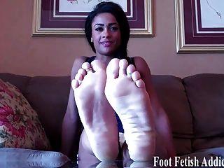 我想你吸我的腳