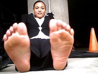 bossy女士鞋底