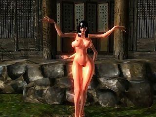 刀片和靈魂裸體mod跳舞