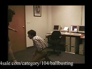 最好的球破壞是在clips4sale.com