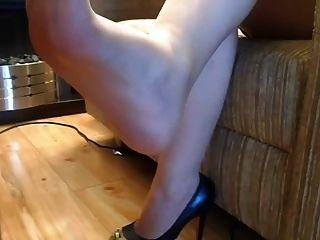 里納foxxy尼龍腳玩