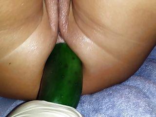 巨大的黃瓜在屁股2