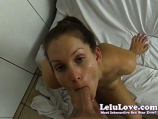 lelu愛淋浴偷窺被抓和性交