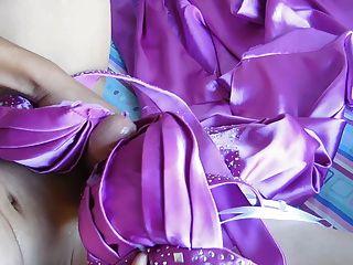 緞舞會禮服公雞衝程,完成w暨splat山雀