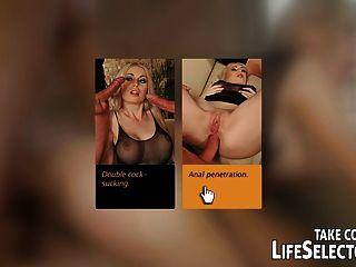 雙肛門遊戲