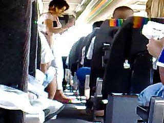 手淫在公共汽車2 drkanje u busu 2