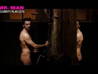 名人裸體最好的淋浴場景的所有時間