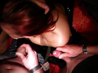 比利時女孩吮雞巴在色情會議