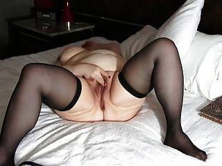 老胖女人自慰到性高潮