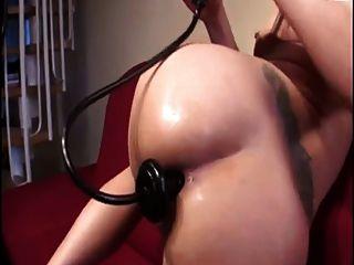 充氣buttplug