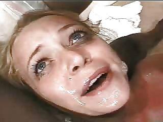 女孩被一個monstercock搞砸了