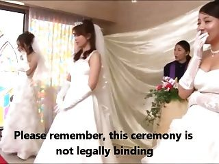 瘋狂japanse婚禮拖車(真正的!!!)