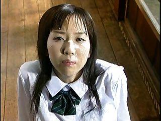 日本女孩bukkake