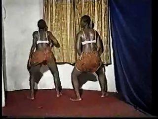 熱n野生非洲人
