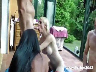 雙性戀和他媽的在襪子