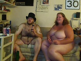 bbw夫婦在凸輪上