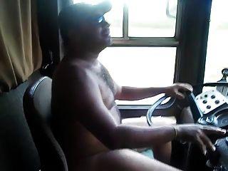 性感熊卡車司機(赤裸)