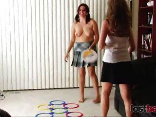 2個業餘愛好者為有趣的性遊戲付費
