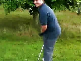 高爾夫球手與勃起