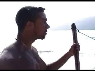與性的墨西哥在海灘