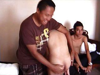 四個印度尼西亞人無鞍1.部分