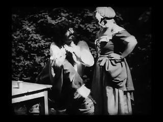 復古色情電影8 mousquetaire澳大利亞餐廳1910