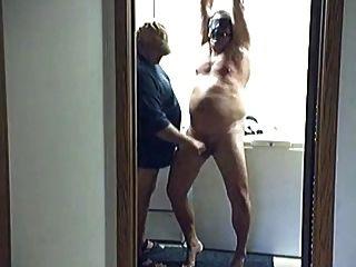 胖子爸爸受到懲罰